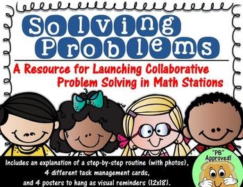 Solving Problems: A Problem Solving Resource