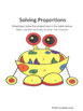 Proportions Coloring Activity