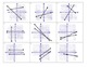 Solving Systems by Graphing - Number of Solutions Pattern Puzzle
