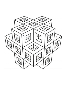Solving Systems of Equations and Inequalities Coloring Page