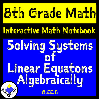 Solving Systems of Linear Equations Algebraically Foldable