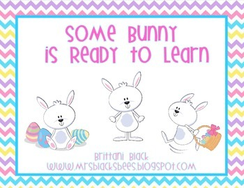 Some Bunny is Ready to Learn!