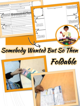 Somebody Wanted But So Then Foldable