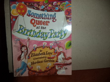 Something Queer at the Birthday Party  ISBN 0-44080315-2
