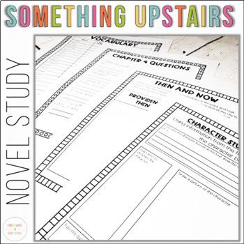 Something Upstairs Novel Unit