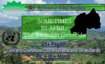 Sometimes in April Rwandan Genocide Film Study Resource