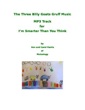 The Three Billy Goats Gruff - Song #1 - Instrumental