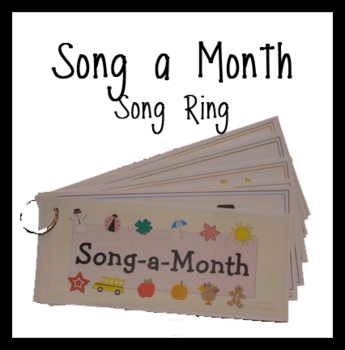 Song-A-Month Song Ring