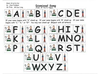 "Song Board - Dismissal/Dr. Jean CD ""All Day Long""/Transiti"