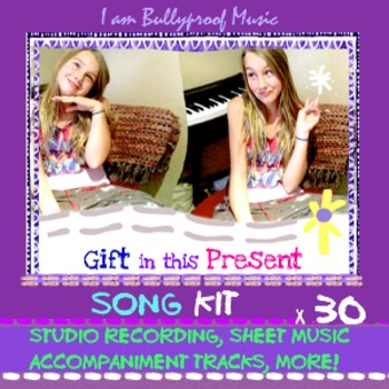 Song Kit: Gift for 30 kids to take home! with all music te