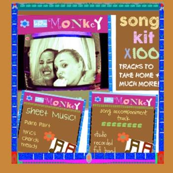SONG KIT: Monkey
