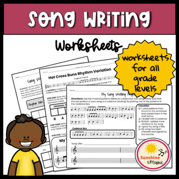Song Writing/Composition Bundle