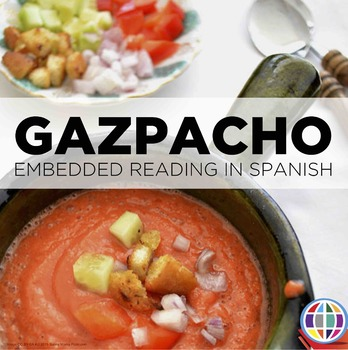 Cultural Activities: Gazpacho