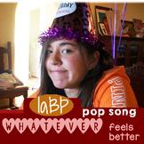 Song - bullying, behavior management pop song