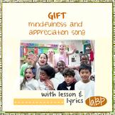 Mindfulness SONG, lesson, lyrics