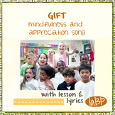 Appreciation Song, lesson, lyrics