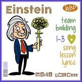 Song - team building, self esteem - w/ lyrics, lesson