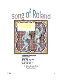 Song of Roland: Presentation of Select Portions of the Epic