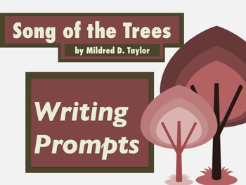 Song of the Trees: Writing Prompts