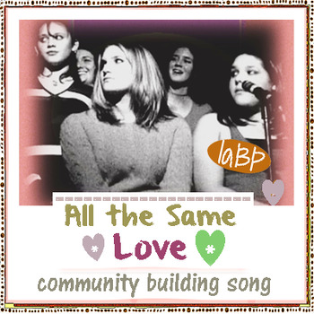 Community building song: Accepting Differences
