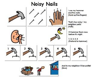 """Songboard - """"Noisy Nails"""""""