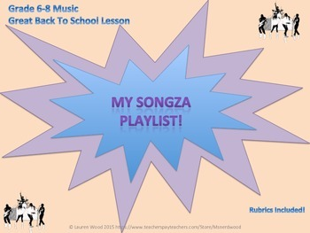 Songza Playlist - Back To School Music
