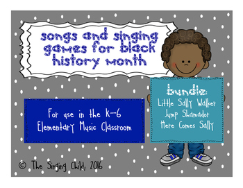 Songs for Black History Month: BUNDLE