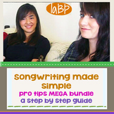 Songwriting Mega Bundle - Composing songs and lyrics