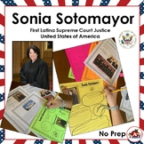 #Womens History Month Sonia Sotomayor, Supreme Court Justice