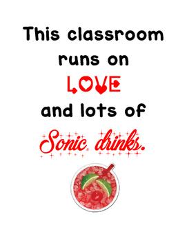 Sonic Classroom