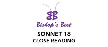 Sonnet 18 Close Reading Worksheet PARCC and Better Balanced Rigor
