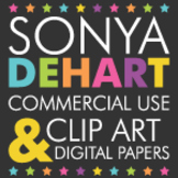 Sonya DeHart Design Link Button