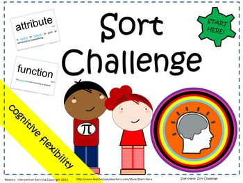 """Functions & Attributes Game - """"Sort Challenge"""""""
