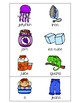 Sorting Activities Posters and Worksheets Alphabet I and J