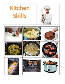 Sorting - Kitchen Skills 2