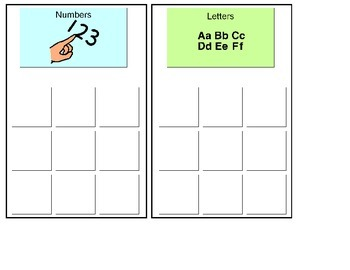 Sorting Lettters and Numbers
