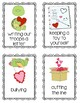 Sorting Manners Game [Valentine's Day Themed]