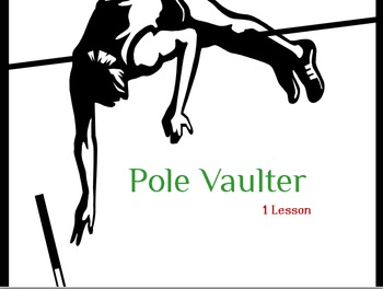 Sporting Poetry: 'Pole Vaulter'