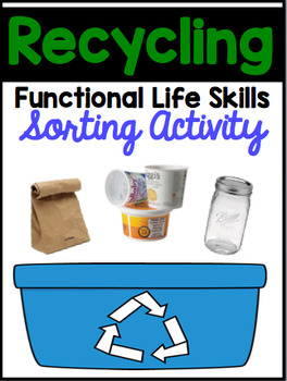Sort The Recycling Activity