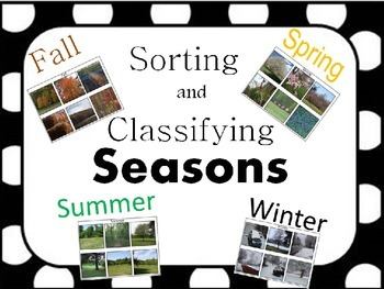 Sorting and Classifying the Seasons