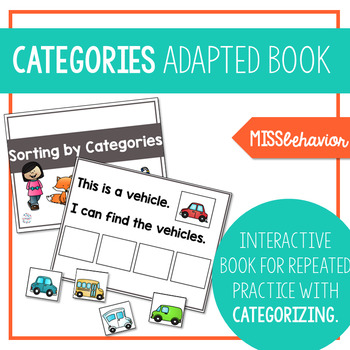 Sorting by Categories: Adapted Book