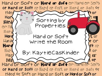 Sorting by Properties: Hard or Soft: Write the Room