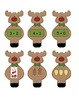 Sorting to 5 with Reindeer