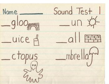 Sound Assessments