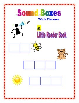 Guided Reading, Sound Boxes Phonics Skills First Grade & K