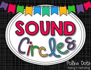 Sound Circles {Polka Dots}