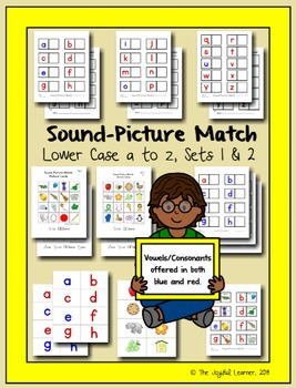 Sound-Picture Match, Sets 1 & 2