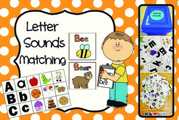 Letter Sound Recognition
