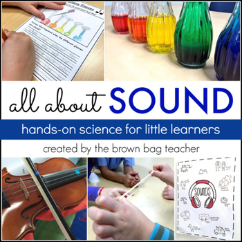 Sound Science Unit for Primary Learners