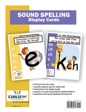 Sound Spelling Display Cards